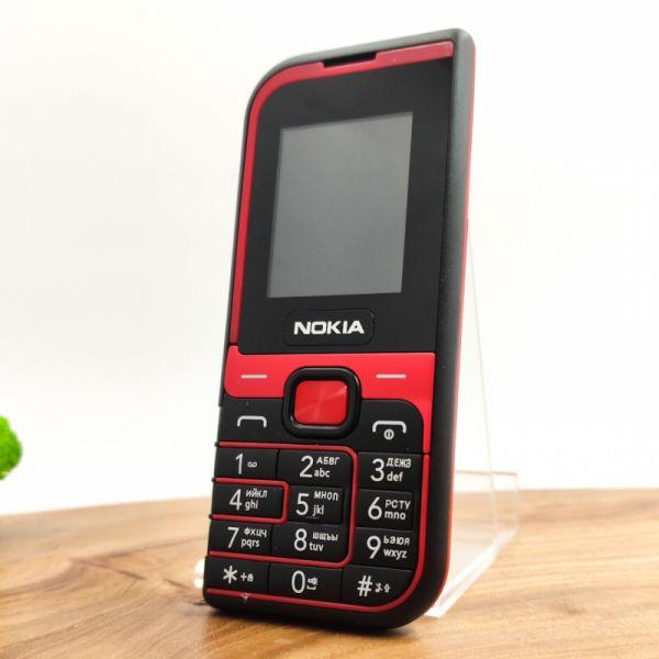 Кнопочный мобильный телефон с фонариком Nokia 7260 (2021) Red