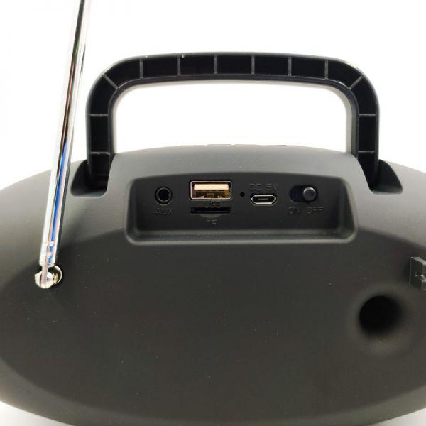 Портативная Bluetooth колонка JBL  TG-136 Black